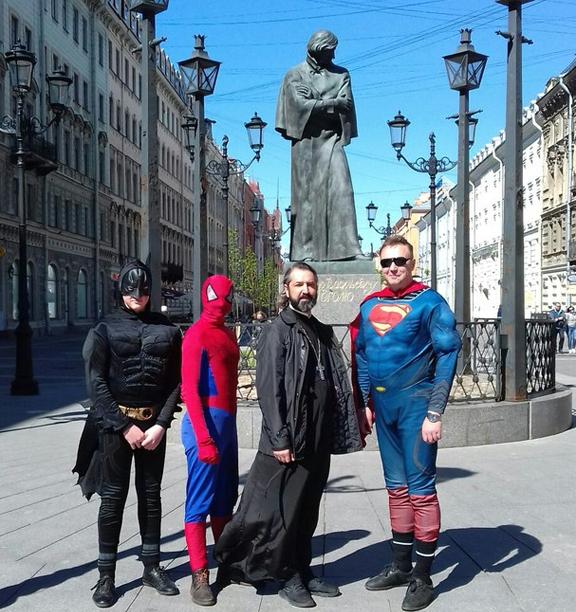 « La fête de la Trinité » à Saint-Pétersbourg