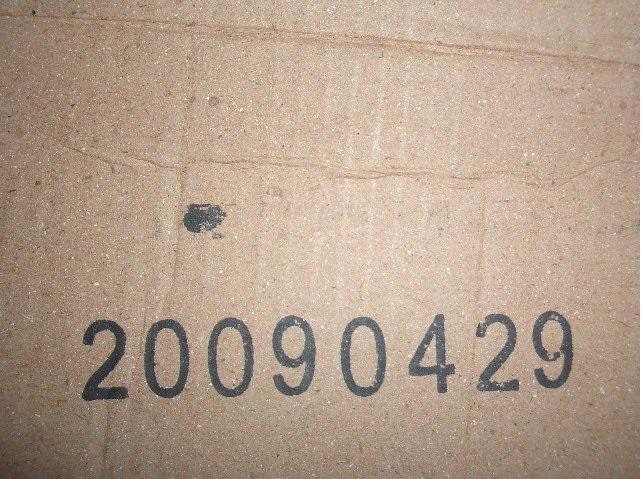 Пример маркировки картона