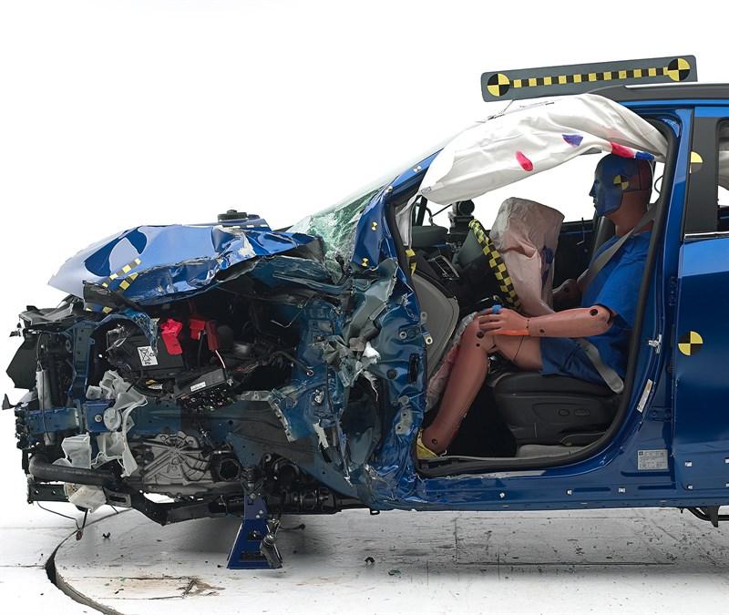 Opel Mokka выдержал опасный американский краш-тест.