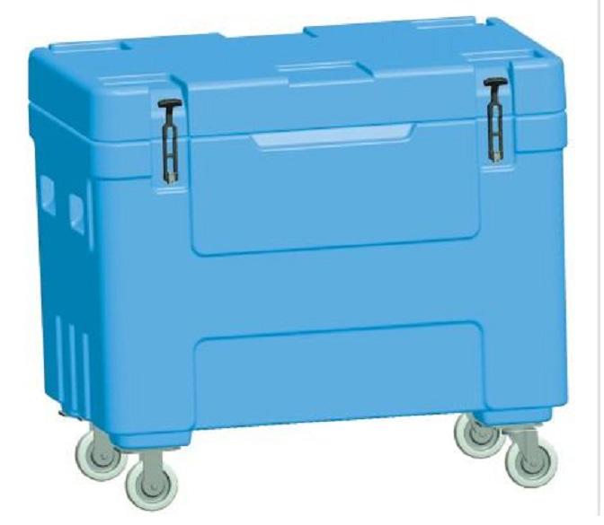 Термоизолированные контейнеры для хранения и транспортировки сухого льда